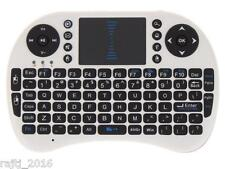 Mini Wireless Bluetooth 2.4G Keyboard With Touch Pad Mouse For PC Android TV Mac