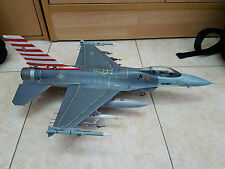 Hasegawa F-16A 1/32 scale ready made plastic model kit.