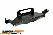 Winch plate and hooks for Suzuki Jimny with ORIGINAL BUMPER