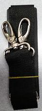 Adjustable Shoulder Straps for Universal Bag or Case - Large Metal Clasp NEW