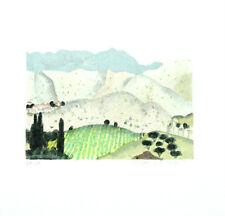 Herbert larghe-farblithographie-firmato a mano, numerati - 1990