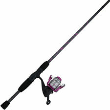 Shakespeare Ladyfish Spinning Combo Med 5ft6in 2pc LADYSP56M30
