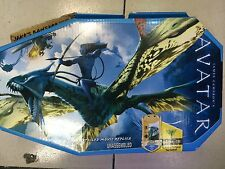 JAMES CAMERON'S AVATAR MOVIE TOY JAKE'S BANSHEE new in box