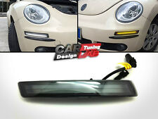 (2) DRL Daytime Running+ Indicator Turn Signal Light For 05-10 Volkswagen Beetle