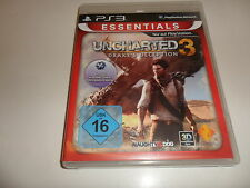 PlayStation 3 Uncharted 3-Drake 's decepción [Essentials]