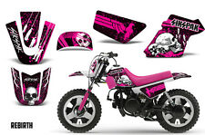 SIKSPAK Yamaha PW50 Graphic Kit Bike Decal Wrap PW 80 MX Stickers 1990-2016 RB P