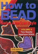 How to Bead Native American Style Vol 1 Loom DVD