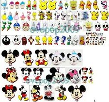 Lot 50 Pcs Mixed Cartoon Disney DIY Metal Charms Jewelry Making pendants Gifts
