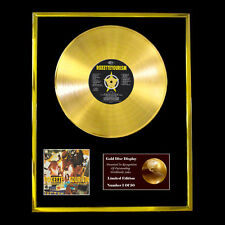 ROXETTE TOURISM CD GOLD DISC RECORD LP DISPLAY FREE P&P