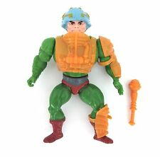 Vintage ☆ MAN AT ARMS ☆ He Man Masters Of The Universe MOTU Mattel 81 MINT 100%