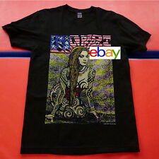 Vintage Red Hot Chili Peppers Shirt 1992 RHCP Naked Lady tee Funk 1990s reprint