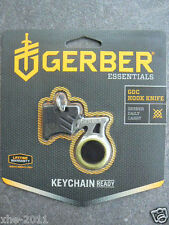 Gerber GDC Keychain Hook Knife Daily Carry Outdoor Pocket Knife 1695 AU Seller