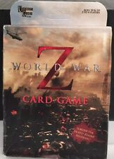 New University Games Boardgame World War Z - Card Game Box Sealed