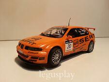 Slot SCX Scalextric Altaya Seat Sport  Seat Toledo Nº20 - Tom Coronel