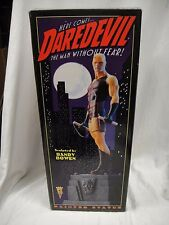 BOWEN DESIGNS DAREDEVIL YELLOW  VERSION STATUE  FULL SIZE MIB Sideshow Figure