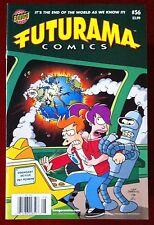 Futurama Comics (2011) #56 - Bookstore Variant - Comic Book - From Bongo Comics