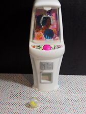 Mattel Barbie Game Room  claw machine rare  comes with prize !!!