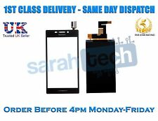 Sony Xperia M2 D2302 D2303 D2305 D2306 LCD SCREEN + TOUCH DIGITIZER GLASS BLACK