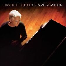 David Benoit - Conversation - LIKE NEW  CD