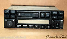 MERCEDES AM FM RADIO STEREO CASSETTE 1994 - 1998 E320 C SL500 S320 CLASS BE1492