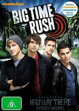 Big Time Rush: Season 1 - Vol 1 DVD NEW