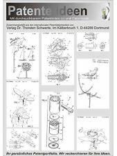 Lockpfeife, Lockvogel, Lockmittel. Patente auf 500 S.