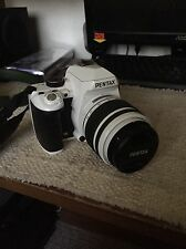 Pentax K-r 12.4 MP Digital SLR Camera with 18-55mm f/3.5-5.6 and 55-300mm F/4-5
