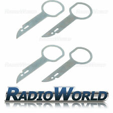Ford Double DIN Car CD Radio Removal Release Keys Stereo Extraction Tools Pins