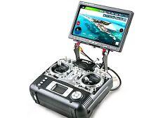 ELE FPV Monitor Halterung f Sender Fernsteuerung Display LCD TFT 7-8 Zoll