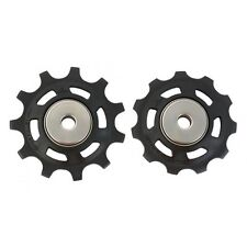 Shimano XTR Pulley Jockey Wheel Set 11 Speed M9000/M9050 Ceramic Tension & Guide