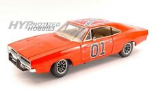 AUTOWORLD 1:18 THE DUKES OF HAZZARD GENERAL LEE 1969 DODGE CHARGER AMM964