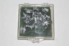 SPARTAN MODELS N SCALE SET OF 20 CAST METAL FIGURES FOR LAYOUT, NEW IN BOX