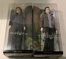 Twilight Sage - Pink Label Barbies - Edward & Jasper