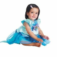 Disney Baby Ariel Costume Dress Disguise Infant Girls Size 12 - 18 Months New!