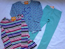 New Gymboree lot Girls size 5-6 Leggings & 2 L/S Tops NWT $63.85 Retail Value
