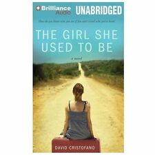 The Girl She Used to Be by David Cristofano (2013, CD, Unabridged)