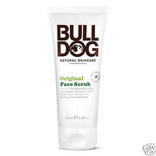 Bulldog Original Face Scrub Skincare for Men 100ml
