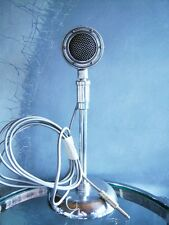 Vintage 1930's RARE Webster 1230 model / Shure Brothers 70-H crystal microphone