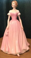 Royal Doulton Classics Love Of Life Figurine Hn4529 Support Breast Cancer Aware