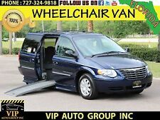 Chrysler: Town & Country Touring Mini Passenger Van 4-Door