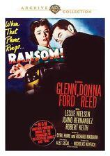 Ransom! DVD (1956) - Glenn Ford, Donna Reed, Leslie Nielsen, Alex Segal