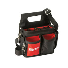 Milwaukee 48-22-8100 15 Pocket Electrician Work Pouch with Quick Adjust Bel