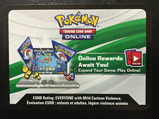 EMAIL Mythical KELDEO Collection 2 Pokemon GENERATIONS Packs PTCGO Online Code