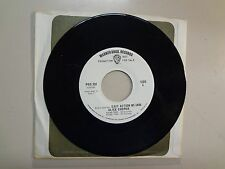 "ALICE COOPER: Radio Spot For:Easy Action WS 1845-U.S. 7"" 70 Warner Bros.PRO392DJ"