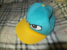 Disney Phineas And Ferb Where's Perry? Snapback Adjustable Hat