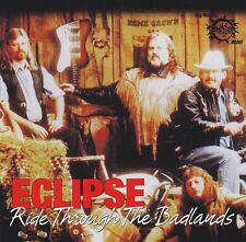 CD ECLIPSE Ride Through The Badlands /Southern Rock/Lynyrd Skynyrd/ZZ Top