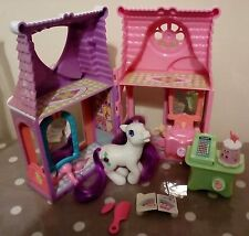 My Little pony 2003 Celebration Boutique plus accessories vintage HASBRO