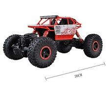 1/18 2.4G Radio Remote RC 4WD Truck Car Off-Road Buggy Monster Climb Racing Red