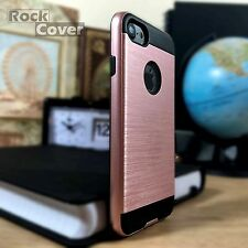 iPhone 7 Balistic Impact Resistant Case Precision Built Rose Gold