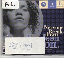 (EW120) Carleen Anderson, Nervous Breakdown  - 1994 CD